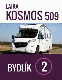 Laika Kosmo 509 Bydlik.travel.cz
