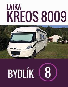 Laika Kreos 8009