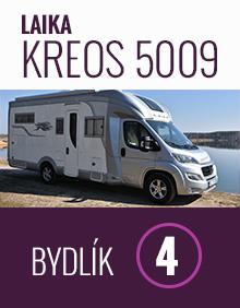 Laika Kreos 5009