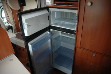 Prostorná lednice