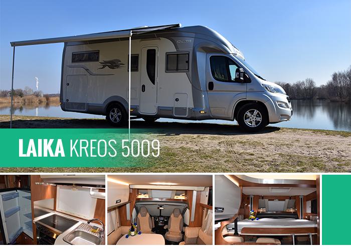 Laika Kreos 5009 - galerie